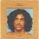 """Prince - Why You Wanna Treat Me So Bad? - USA   7"""" Single - WBS 49178 vg/ex"""
