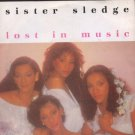 "Sister Sledge - Lost In Music - UK 7"" Single"