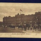 "BUCKINGHAM PALACE London TUCK Postcard 1909 Topo Mounted Troops"" or Horse Guards"