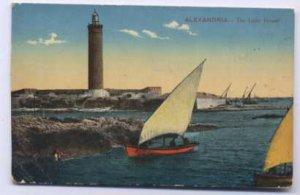 ALEXANDRIA    Egypt Postcard