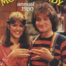 Mork & Mindy - Mork & Mindy Annual 1980 - UK Book -  m