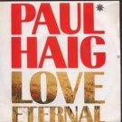 """Paul Haig - Love Eternal - Holland 7"""" Single - OPA006 ex/m"""