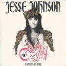 """Jesse Johnson ft Sly Stone - Crazay - UK 12"""" Single - AMY360 ex/ex"""