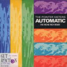 """The Pointer Sisters - Automatic - UK 7"""" Single - PB43035 ex/m"""