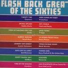 Various - 20 Flash Back Greats Of The Sixties - UK LP - NE494 vg/ex