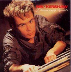 "Nik Kershaw - Dancing Girls - UK 7"" Single - NIK3 ex/m"