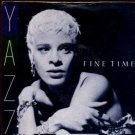 "Yazz - Fine Time - UK 7"" Single - BLR6 ex/ex"