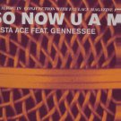 """Masta Ace Ft Gennessee - So Now U A MC? - UK 12"""" Single - MAGICT11 NEW"""