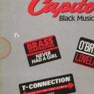 Various - Capitol Black Music 84 - France LP - SP1250 vg/vg