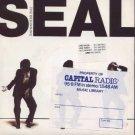 "Seal - The Beginning - UK 7"" Single - ZANG21 ex/m"