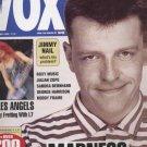 Madness/George Harrison/Sandra Bernhard - Vox Magazine - September 1992 - UK Mag