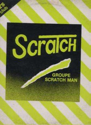 """Scratch Man - Je Scratch - France 12"""" Single - 510007 vg/ex"""