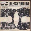 """Dodge City Productions - Unleash Your Love - UK 7"""" Single - BRW275 ex/m"""
