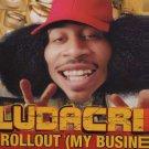 "Ludacris - Rollout (My Business) - EU 12"" Single - 582963-1 ex/m"
