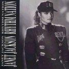 """Janet Jackson - Rhythm Nation - UK 7"""" Single - USAS673 ex/m"""