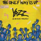 """Yazz - The Only Way Is Up - UK 7"""" Single - BLR4 EX/EX"""