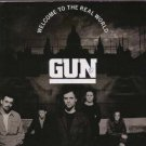 """Gun - Welcome To The Real World - UK 7"""" Single - AM885 ex/m"""
