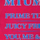 """Mtume - Prime Time - UK 12"""" Single - TA4720 ex/m"""
