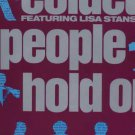 """Coldcut ft Lisa Stansfield - People Hold On - UK 12"""" Single - CCUT5T vg/vg"""