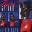 """Jaki Graham - Set Me Free - UK 12"""" Single - 12JAKIX7 vg/vg"""