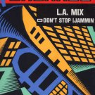 """LA Mix - Don't Stop (Jammin') - UK 12"""" Single - USAT615 vg/vg"""