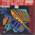"Prince Lover Dalu - Let Me Make Love To You - UK 7"" Single - USA641 ex/m"