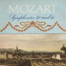 Sinfonia Of London - Mozart Symphonies 40 & 41 - UK Vinyl LP - Anthony Collins
