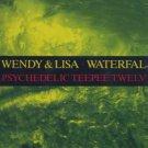 """Wendy & Lisa - Waterfall '89 - UK 12"""" Single - VS1223 ex/ex"""