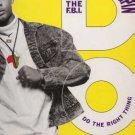 """Redhead Kingpin And The F.B.I. - Do The Right Thing - UK 12"""" Single - TENX271 v"""