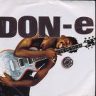 "Don-E - Love Makes The World Go Around - UK 7"" Single - 866640-7 ex/m"