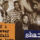 """Shai - If I Ever Fall In Love - UK 12"""" Single - MCST1727 ex/m"""