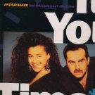 "Arthur Baker & The Backbeat Disciples - It's Your Time - UK 12"" Single - USAT65"
