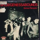 "Splodgenessabounds - Simon Templer - UK 7"" Single - BUM1 g/ex"