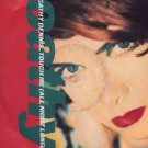 "Cathy Dennis - Touch Me (All Night Long) - UK 7"" Single - CATH3 vg/ex"