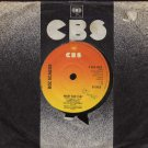 """Boz Scaggs - What Can I Say - UK 7"""" Single - CBS4869 vg/vg"""