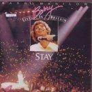 "Barry Manilow - Stay - UK 7"" Single - ARISTA464 ex/m"