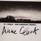 """Ann Clark - If I Could - Germany 12"""" Single - 887530 ex/m"""