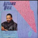 "Alexander O'Neal - (What Can I Say) To Make You Love Me - UK 7"" Single - 652852-"