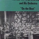 Ralph Flanagan & His Orchestra - On The Beat - USA LP - LP15043 ex/ex