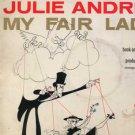Rex Harrison/Julie Andrews - My Fair Lady - UK LP - RBL1000 g/vg