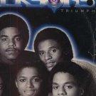 The Jacksons - Triumph - UK LP - 86112 f/vg
