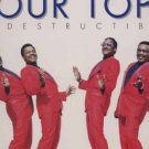 The Four Tops - Indestrucible - UK LP - 208840 ex/m