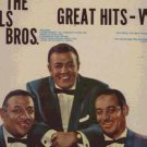 The Mills Bros - Great Hits  - Vol 2 - UK LP - HAD2319 ex/m