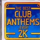 Various - The Best Club Anthems Ever! 2K - UK DBL CD - VTDCD297 m/m