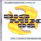 Various - Big Mix 96 - UK DBL CD - CDEMTVD129 ex/ex