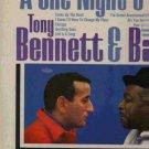 Tony Bennett & Count Basie - A One Night Stand - UK LP - ALLR799 ex/ex