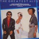 "Shalamar - The Greatest Hits + Remix 12"" - UK LP - SMR8615 ex/m"