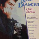 Neil Diamond - Love Songs - UK LP - MAPS9875 ex/m