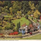 MODEL VILLAGE - BABECOMBE TORQUAY POSTCARD- DENNIS