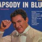 Liberace - Rhapsody In Blue - UK LP - HM549 ex/m